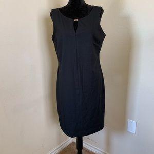 Banana Republic black dress size 12